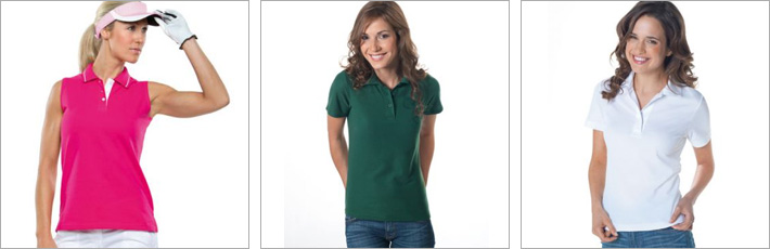 Polo-Shirts Damen